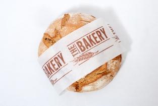 Printed greaseproof breadband