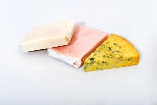 Waxed kraft cheesewrap