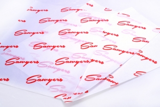 Tissue paper in a huge selection of colours and prints to provide excellent protection and presentation