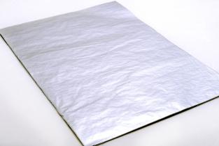 Foil lined kraft